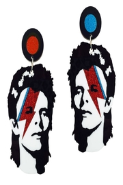 Doodad and Fandango Ziggy Earrings - Product Mini Image