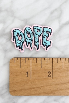 Wildflowers Dope Patch - Alternate List Image