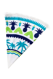 Dor L' Dor Pineapple Beach Towel - Product Mini Image