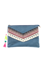 Dor L' Dor Tassle Clutch - Product Mini Image