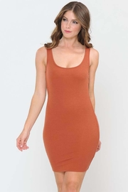 Dor L' Dor Ribbed Mini Dress - Product Mini Image