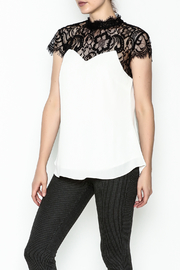 Dora Landa Kirstie Sweetheart Top - Product Mini Image