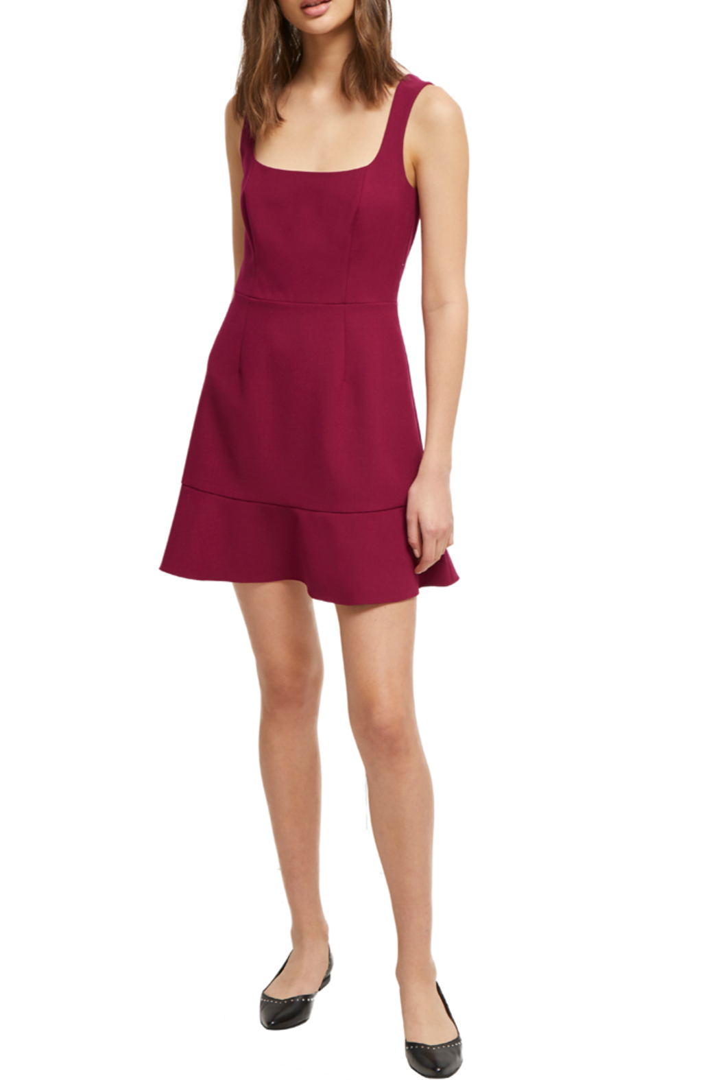 French Connection DOROTEA FLARE DRESS - Main Image