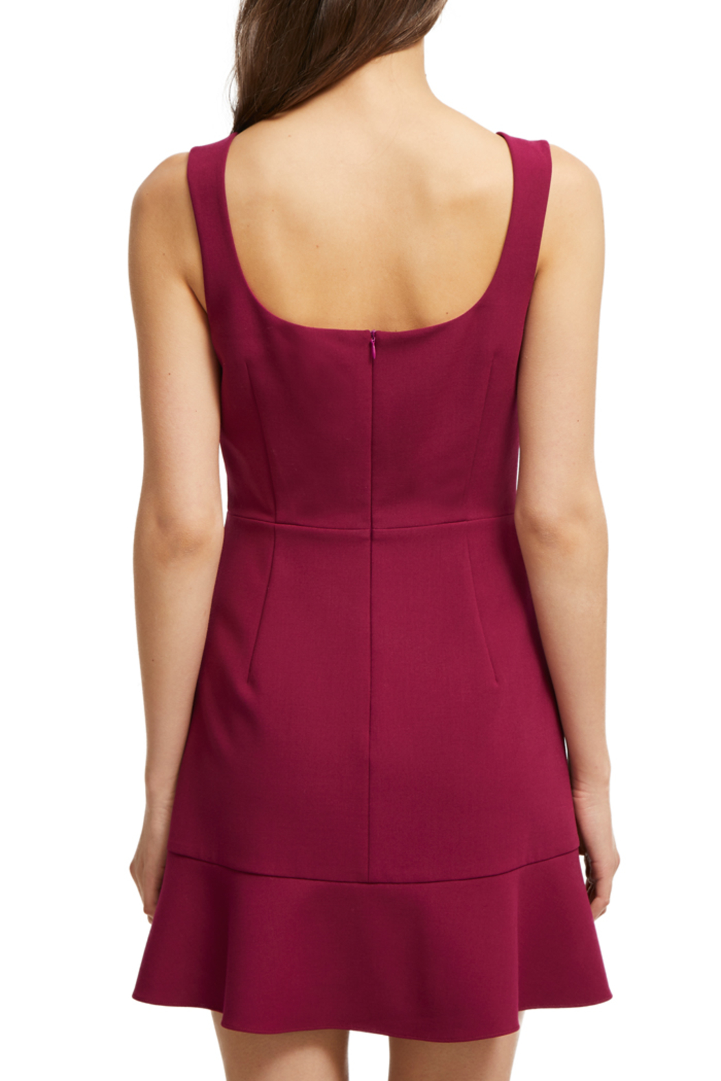 French Connection DOROTEA FLARE DRESS - Side Cropped Image