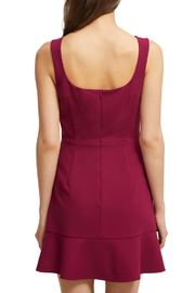 French Connection DOROTEA FLARE DRESS - Side cropped