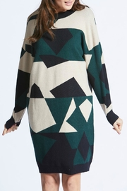Angeleye London Dorothea Sweater Dress - Product Mini Image
