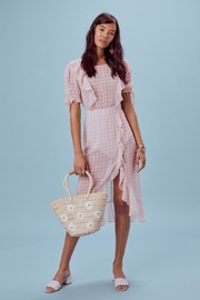 FOR LOVE & LEMONS Dorothy Midi Dress - Product Mini Image
