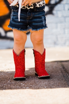 Shoptiques Product: Dorothy Sparkle Cowgirl Boots