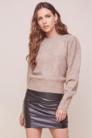 ASTR Dorothy Sweater - Front cropped