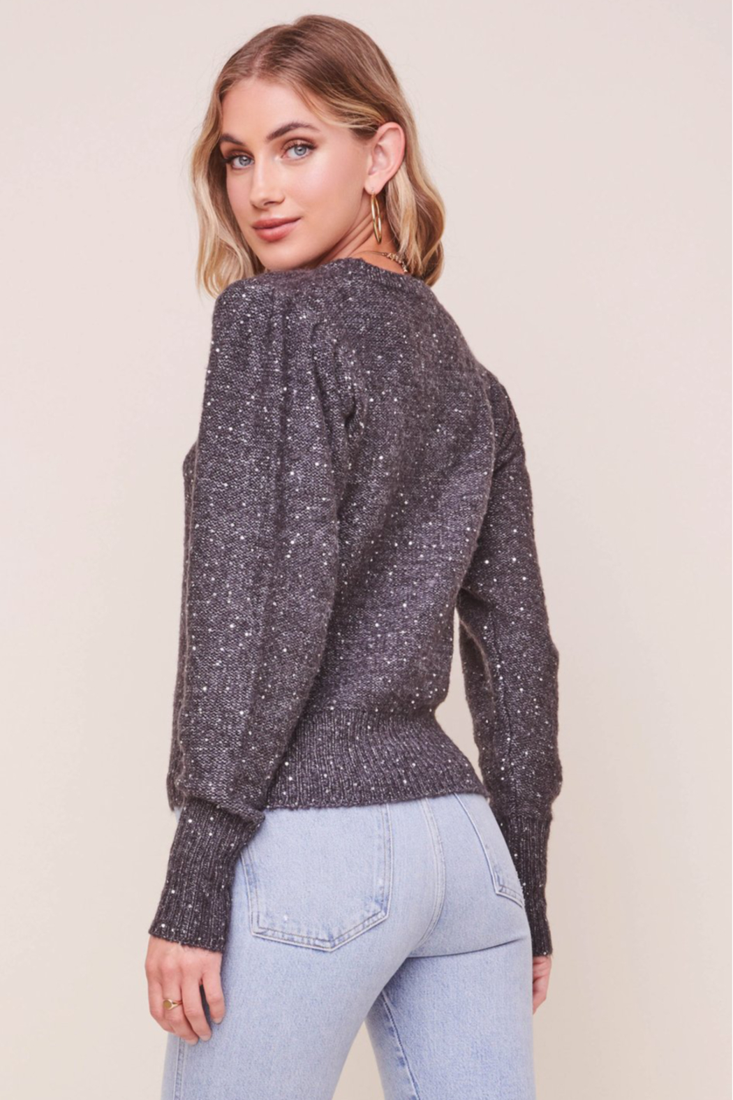 ASTR Dorothy Sweater - Side Cropped Image