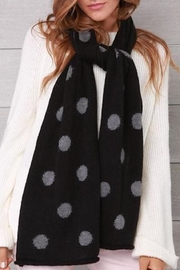 Wooden Ships Dot Knit Scarf - Product Mini Image