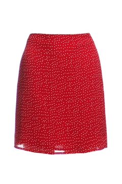 Renamed Clothing Dot Mini Skirt - Alternate List Image