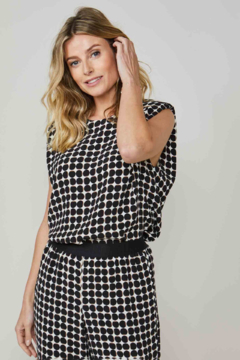 Summum Dot Print Top - Product List Image