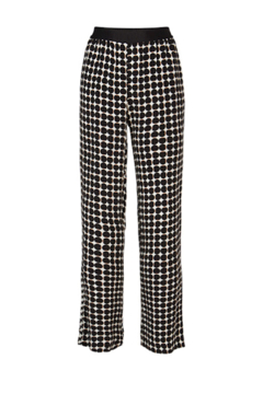 Summum Dot Print Trouser - Product List Image