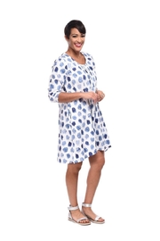 Tulip Dot Relaxed Dress - Product Mini Image