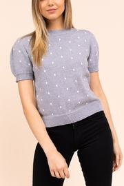 Gilli Dot Sweater - Product Mini Image