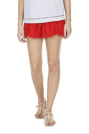 Joy Joy Dot Trim Shorts - Product Mini Image