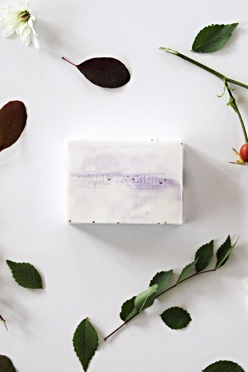 Dot & Lil Black Tea Soap - Main Image