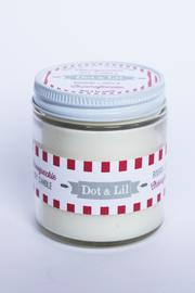 Dot & Lil Honeysuckle Soy Candle - Product Mini Image