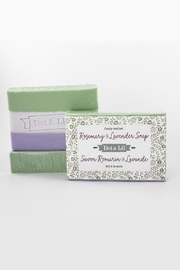 Rosemary/lavender Soap