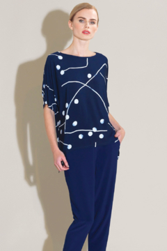 Clara Sunwoo Dots & Lines Top - Product List Image