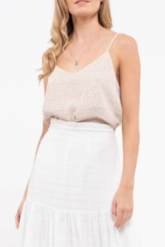 blu Pepper  Dotted Cami Top - Product List Image