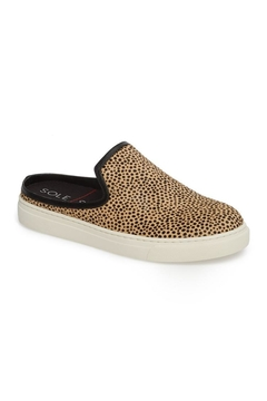 Shoptiques Product: Dotted Haircalf Sneaker