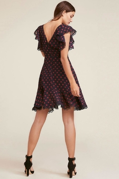 BB Dakota Dotty Ruffle Dress - Alternate List Image