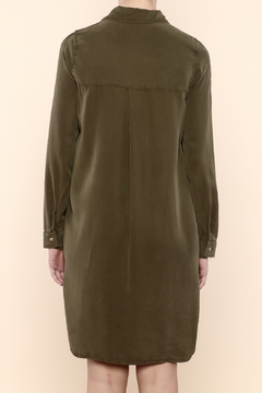 Double Agent Military Style Dress - Alternate List Image