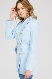 On Twelfth Double-Breasted Blazer Dress - Front full body