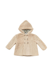 Rylee & Cru Double Breasted Coat - Product Mini Image