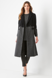 Charlie Paige Double Breasted Coat - Product Mini Image