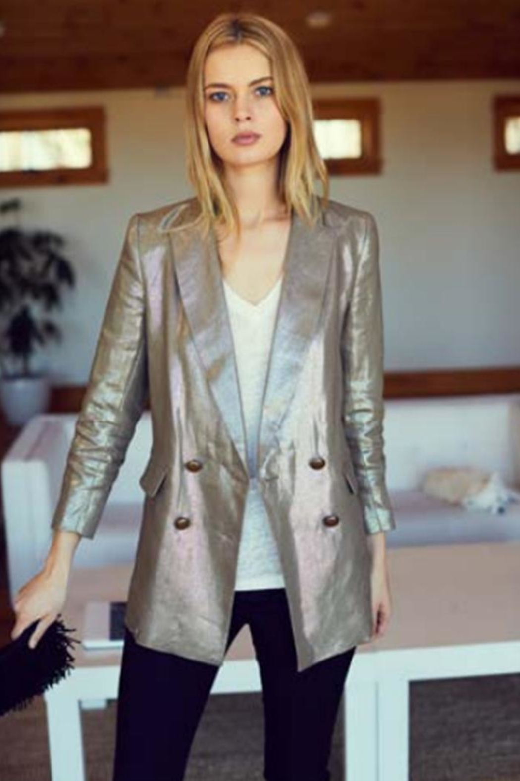 25094f82e783 Emerson Fry Double Breasted Jacket from Greenville by Augusta Twenty ...