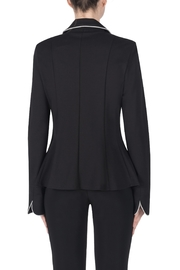 Joseph Ribkoff Double Breasted Jacket - Side cropped