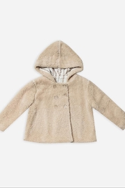 Rylee & Cru Double Breasted Teddy Jacket - Product Mini Image