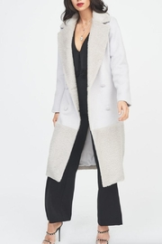 LAVISH ALICE Double Breasted Wool - Front full body