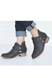 Lets See Style Double Buckle Bootie - Product Mini Image