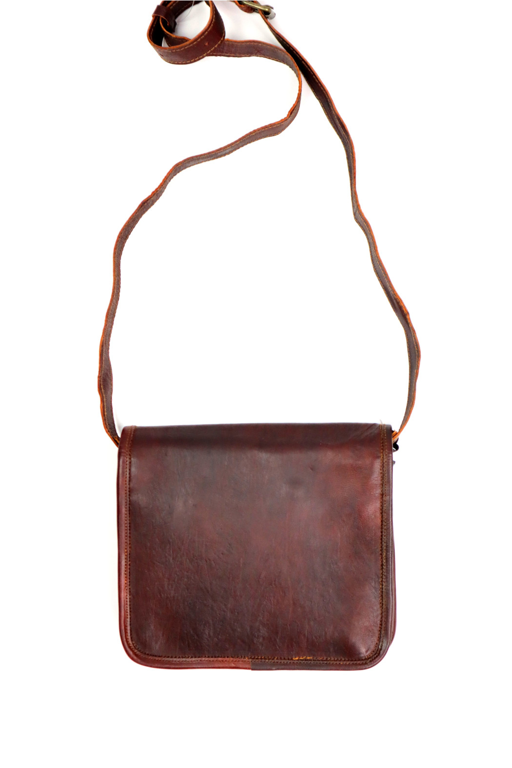 Le Papillon Double Buckle Crossbody - Front Full Image