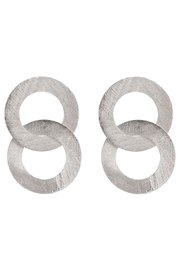Sheila Fajl Double Circle Earrings - Product Mini Image