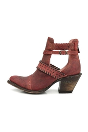 Miss Macie Boots Double Dare Bootie - Front full body