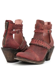 Miss Macie Boots Double Dare Bootie - Product Mini Image