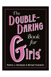 Harper Collins Publishers Double-Daring Book-For-Girls - Product Mini Image