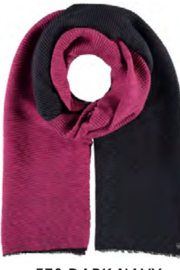 V. Fraas Double Face Plissé Scarf - Product Mini Image