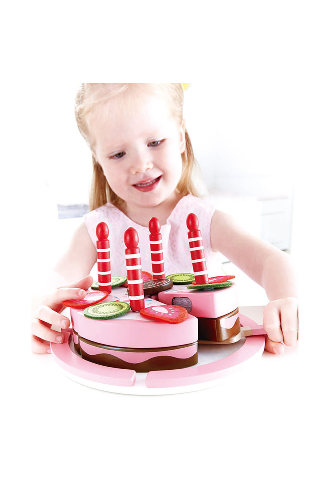 Hape  Double Flavored Birthday Cake - Side Cropped Image