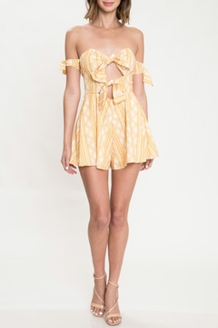 L'atiste Double Knot Romper - Product List Image
