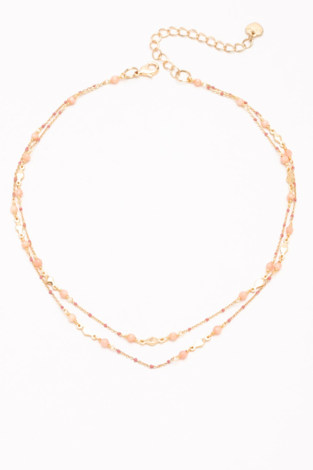 Nakamol  Double Layer Necklace - Main Image