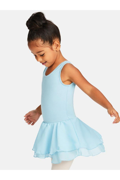 Capezio Double Layer Skirt Tank Dress - Product List Image