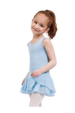 Capezio Double Layer Skirt Tank Dress - Alternate List Image