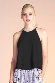 Tyche Double Layer Tank - Product Mini Image