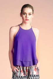 Tyche Double Layer Tank - Front cropped